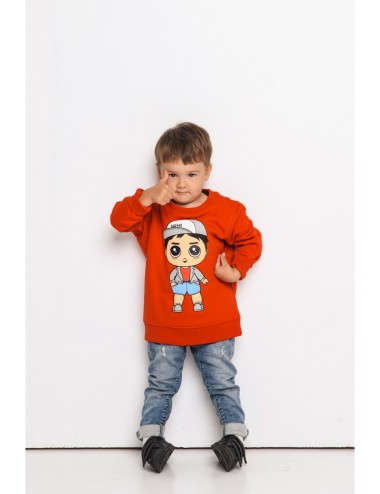Vaikiškas džemperis su NUNU...