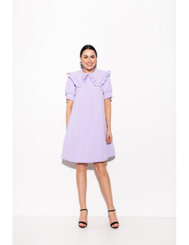 """Lavender color dress  """"Two..."""