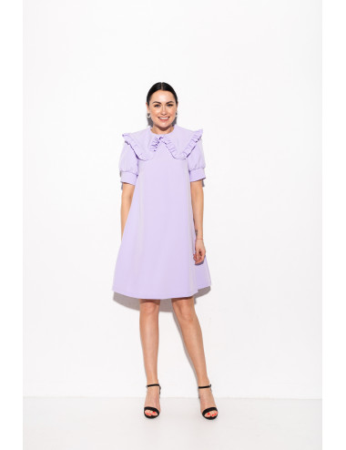 Levandų spalvos suknelė...