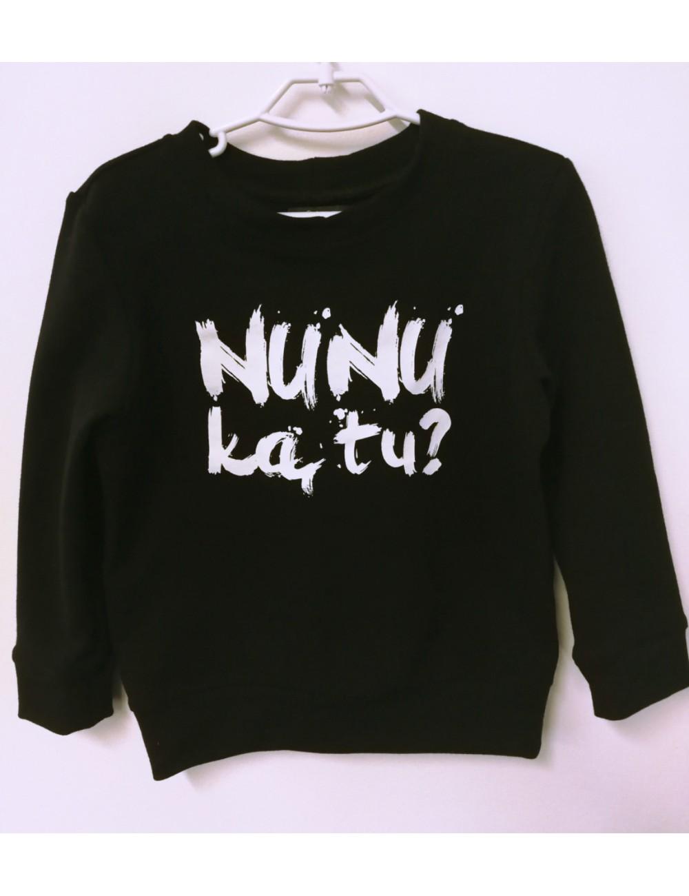 Vaikiškas džemperis ,,Nunu ka tu'' (128 - 152 cm.)