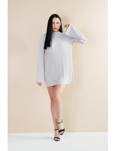 Nunu silver dress