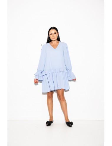 Šifono suknelė