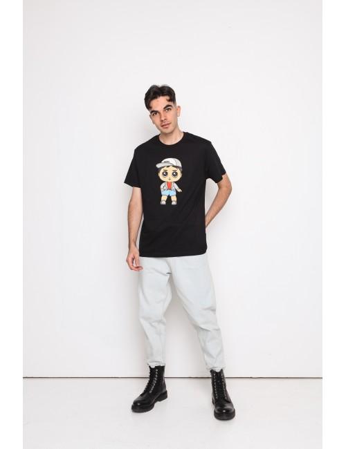 Marškinėliai su NUNU berniuku