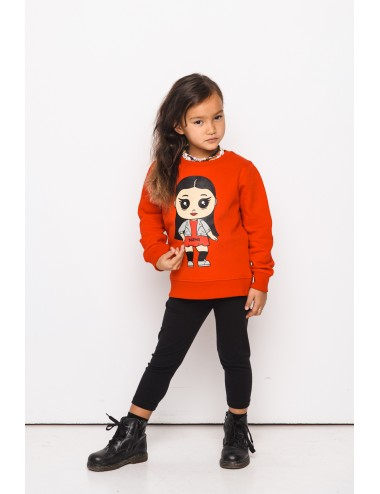 Vaikiškas džemperis su NUNU lėlyte