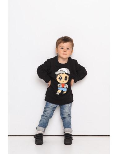 Vaikiškas džemperis su NUNU berniuku